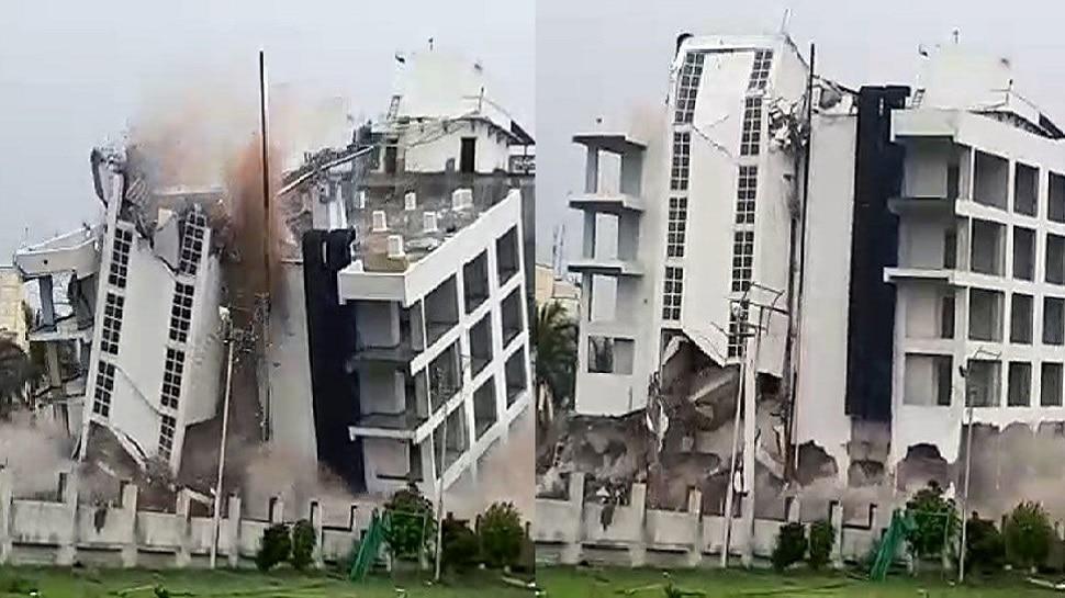 उज्जैन: शांति पैलेस होटल केस में बड़ी कार्रवाई, पूर्व SDM और कांग्रेस नेता सहित 12 पर FIR दर्ज