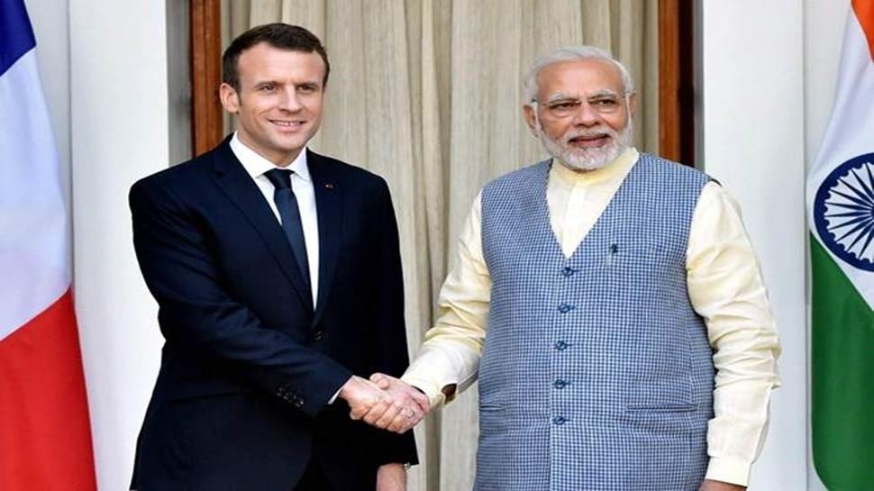 सीमा विवाद: भारत के समर्थन में खुलकर उतरा फ्रांस, जवानों की शहादत पर कही ये बात
