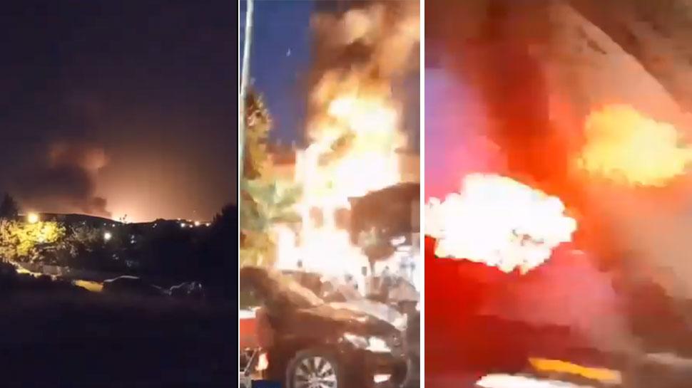 तेहरान: मेडिकल क्लीनिक में हुआ भीषण विस्फोट, 19 लोगों की मौत; कई घायल