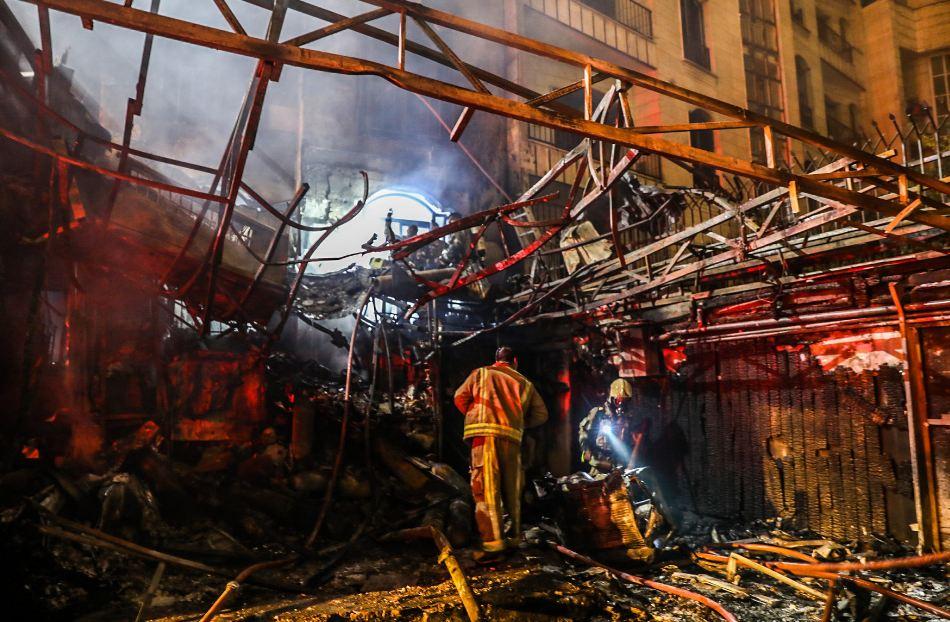 तेहरान के एक क्लिनिक में भयकंर विस्फोट, 19 की गई जान