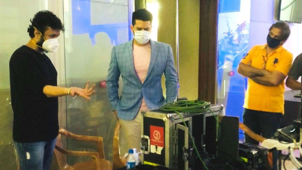 Aftab Shivdasani ने शुरू की 'प्वॉइजन 2' की शूटिंग, वायरल हुआ ये VIDEO