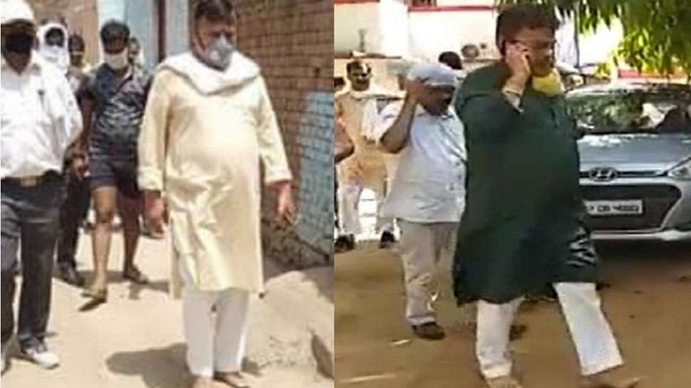 MP: मंत्री बनने के बाद भी जूते-चप्पल नहीं पहनेंगे प्रद्युम्न सिंह तोमर, नंगे पांव ली शपथ