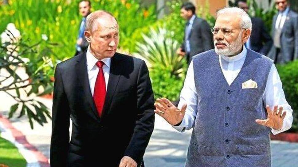 भारत-चीन भारी तनाव के बीच मोदी-पुतिन की बातचीत के क्या हैं मायने?
