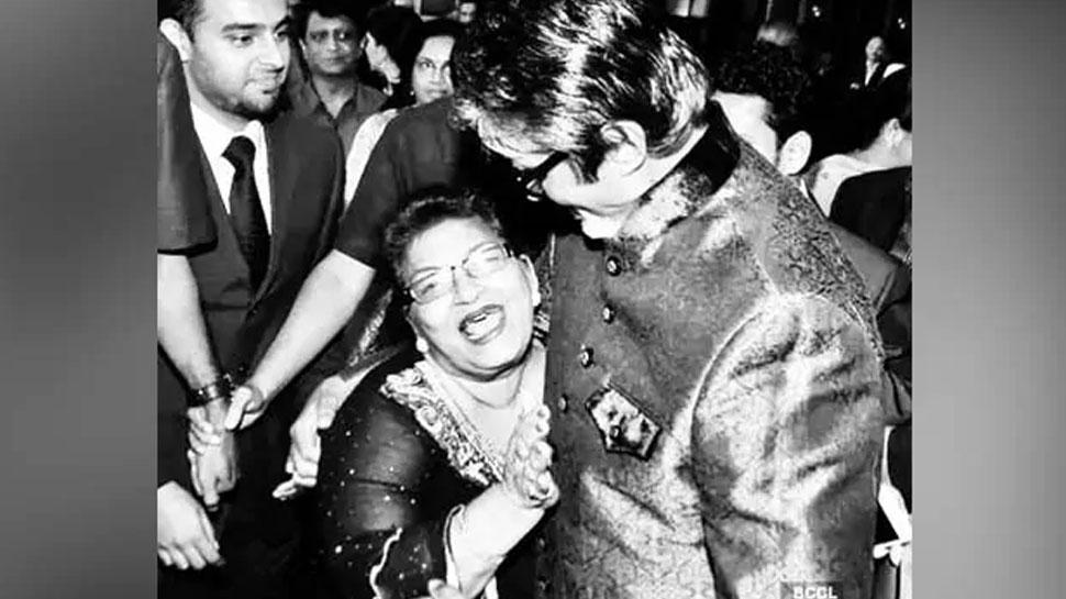 जानिए क्यों Saroj Khan ने अमिताभ बच्चन को दिया था 1 रुपया, ऐसा है यादगार किस्सा