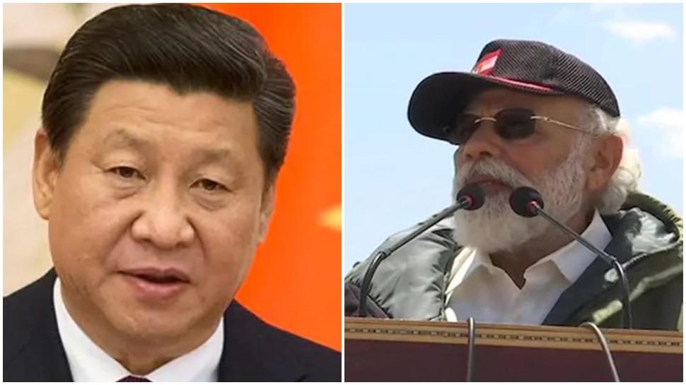 PM मोदी ने लद्दाख में बढ़ाया सैनिकों का हौसला, 'बौखलाए' चीन का रिएक्शन आया सामने