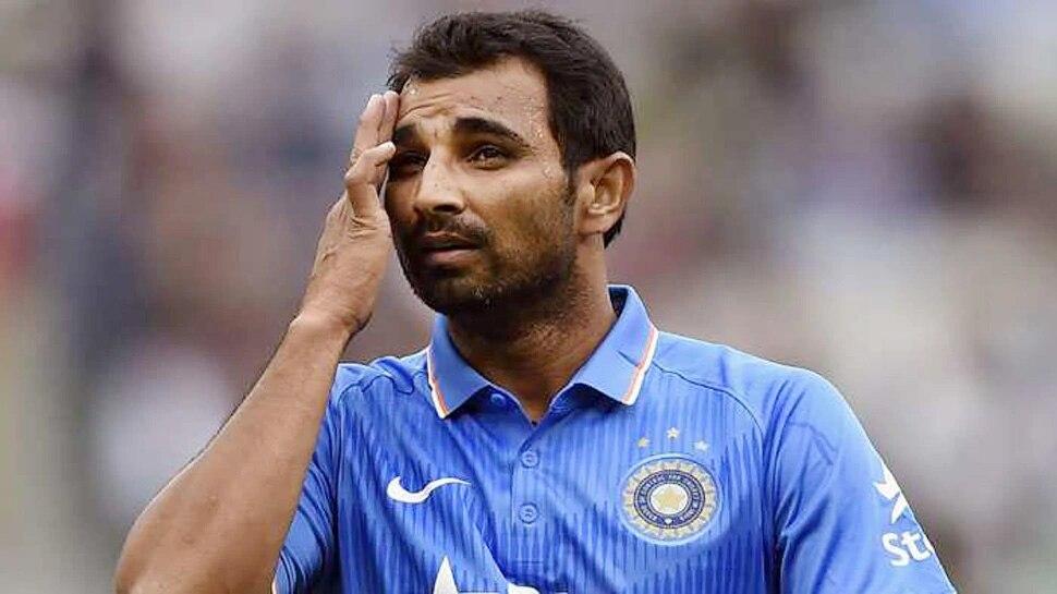 नेट प्रैक्टिस पर लौटे क्रिकेटर मोहम्मद शमी, देखिए गेंदबाजी का ये वीडियो