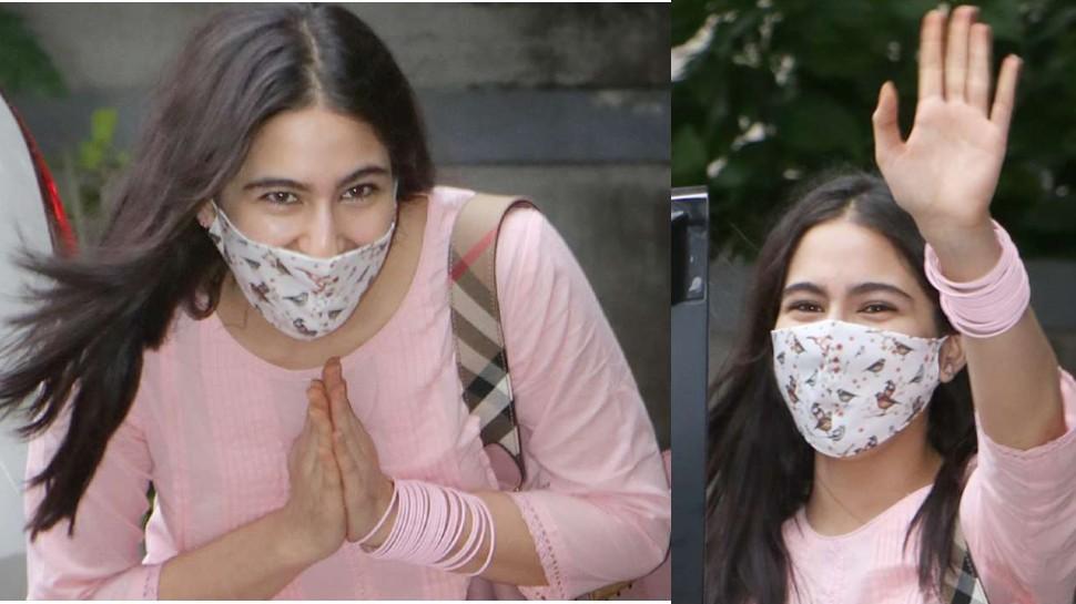 Sara Ali Khan after lockdown