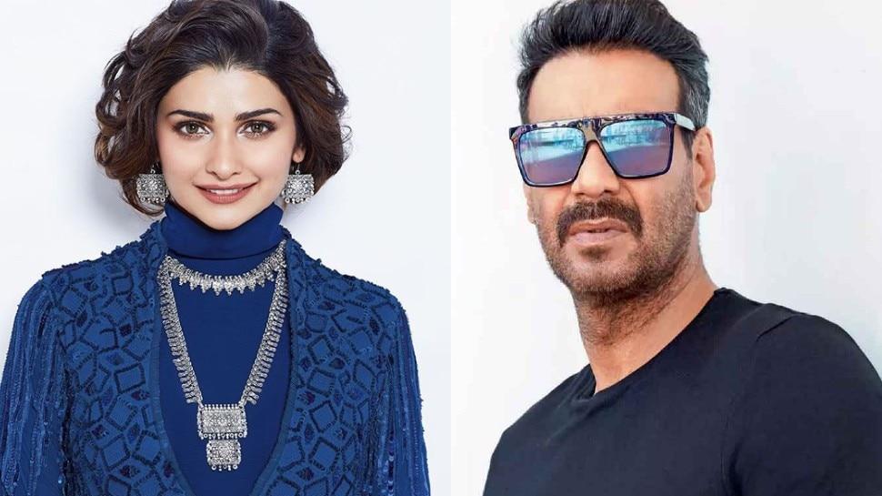 'बोल बच्चन' एक्ट्रेस को भूले अजय देवगन, प्राची देसाई ने ट्वीट कर कसा तंज