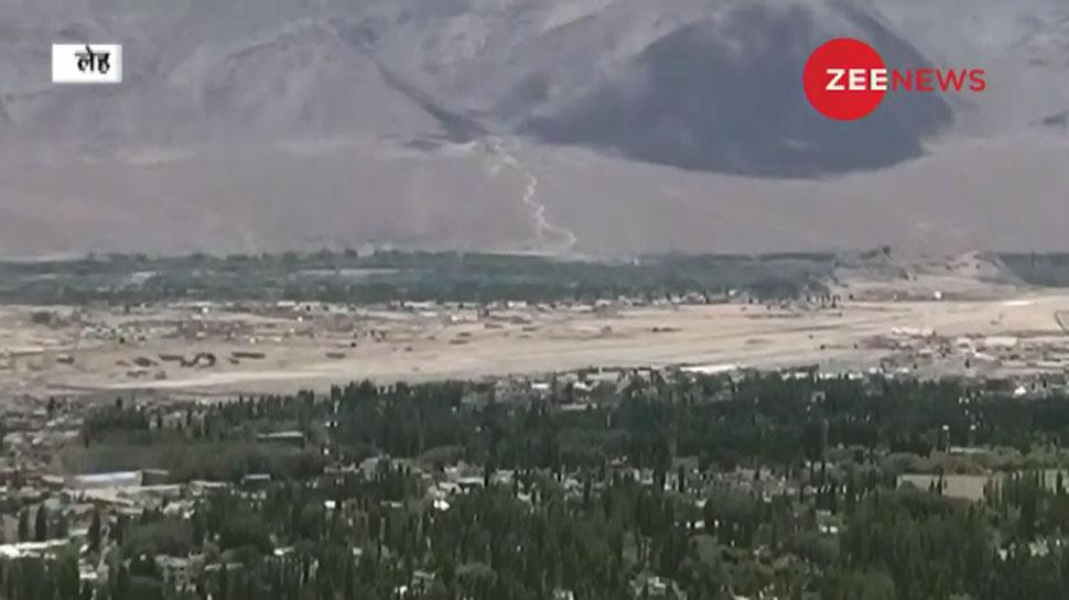 लेह एयरपोर्ट का होगा आधुनिकीकरण, लद्दाख में PM मोदी के मिशन से घबराया चीन