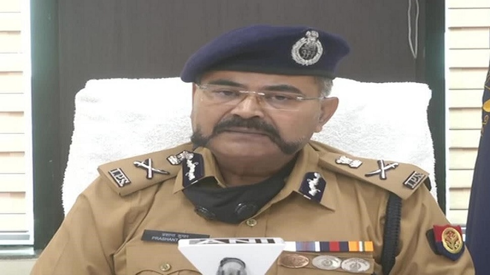 UP Police की प्रेस कांफ्रेंस में बोले ADG, 'शहादत व्यर्थ नहीं जाएगी, कार्रवाई ऐसी होगी कि नजीर पेश हो'