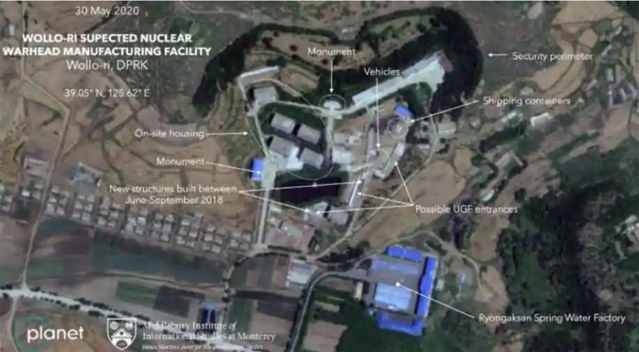 क्या उत्तर कोरिया ने फिर शुरू कर दिया है परमाणु कार्यक्रम? सैटेलाइट तस्वीरों से पैदा हुई आशंका