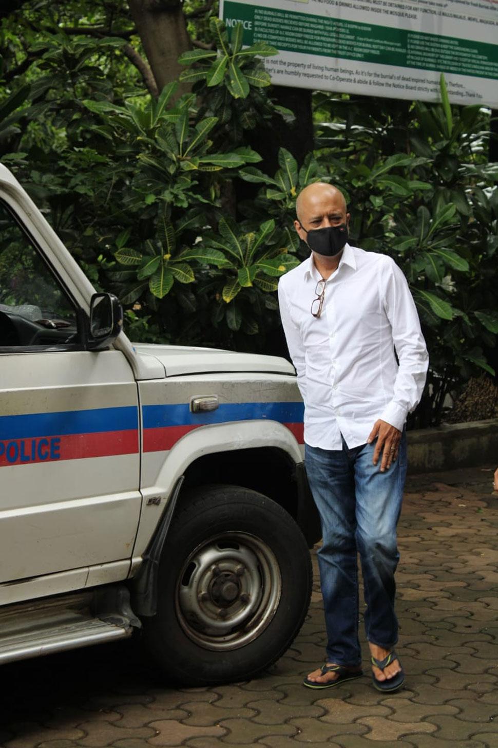 last farewell to Jagdeep