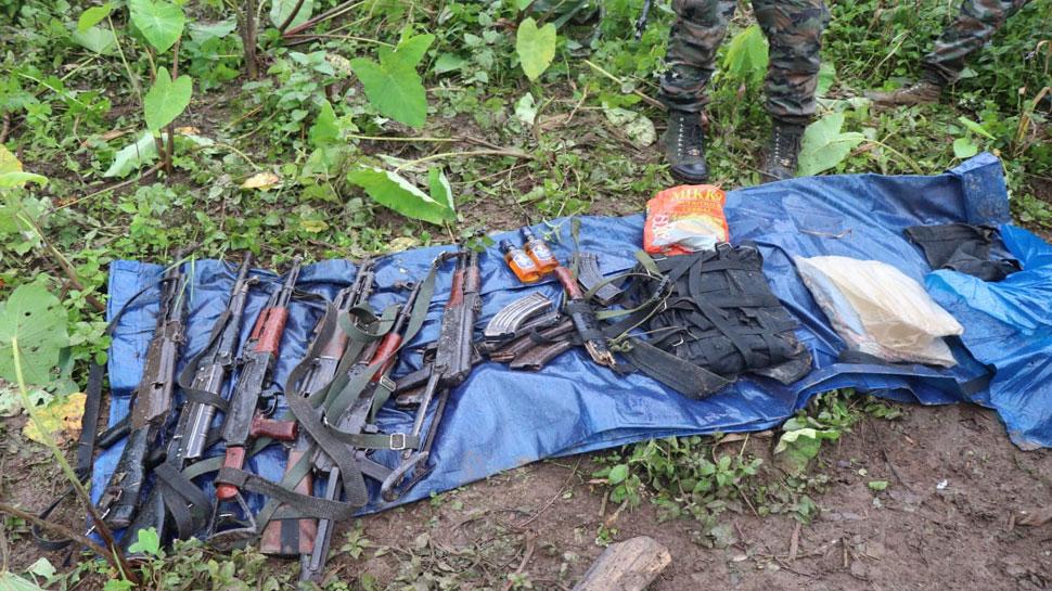 अरुणाचल प्रदेश में सेना का बड़ा ऑपरेशन, 6 आतंकी मारे गए, चीनी हथियार बरामद