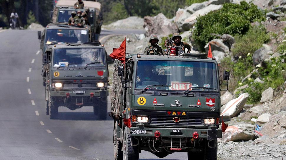 भारत-चीन के बीच तकरार जारी, हॉटस्प्रिंग से चीन ने नहीं हटाए सैनिक; भारतीय जवान भी डटे