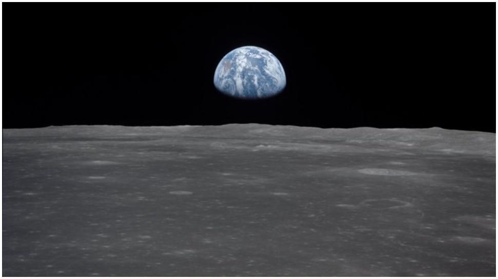 चांद से इतनी खूबसूरत लगती है पृथ्वी, 51 साल पुरानी अद्भुत तस्वीर आई सामने
