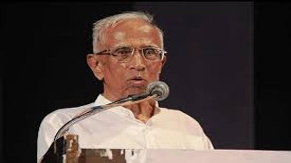मशहूर लेखक नगीनदास सांघवी का 100 साल की उम्र में निधन, PM मोदी ने दी श्रद्धांजलि