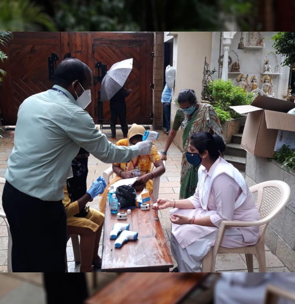 Amitabh Bachchan staff test