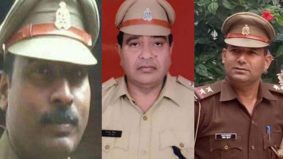 कानपुर: 8 पुलिसकर्मियों की पोस्टमार्टम रिपोर्ट आई सामने, हुआ चौंकाने वाला खुलासा - Zee News Hindi