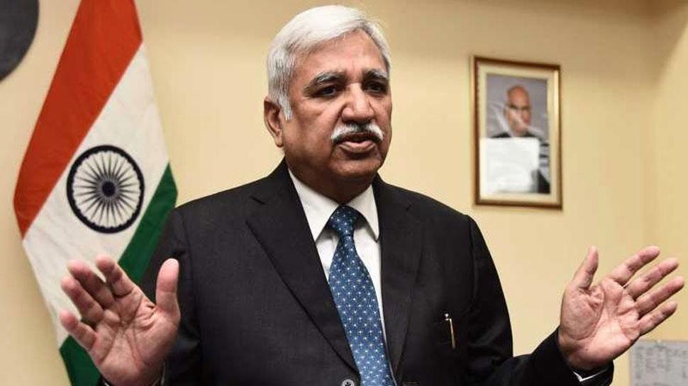 मुख्य चुनाव आयुक्त सुनील अरोड़ा का बयान, मध्य प्रदेश में सितंबर अंत में होंगे उपचुनाव