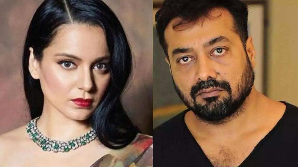 Entertainment News: Anurag Kashyap ने किया Kangana Ranaut पर सीधा हमला, कहा- 'बहुत हो गया'