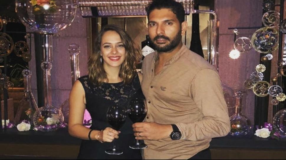 युवराज सिंह की पत्नी कर चुकी है हॉलीवुड फिल्म में एक्टिंग, एक चैट शो में हुआ खुलासा