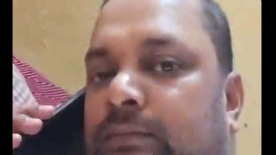 यूपी में बेखौफ बदमाश, भांजी को छेड़ने की शिकायत की तो पत्रकार पर हुआ जानलेवा हमला