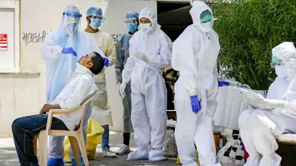 Coronavirus: 24 घंटों में सामने आए 37,724 नए मरीज़, 648 लोगों की हुई मौत