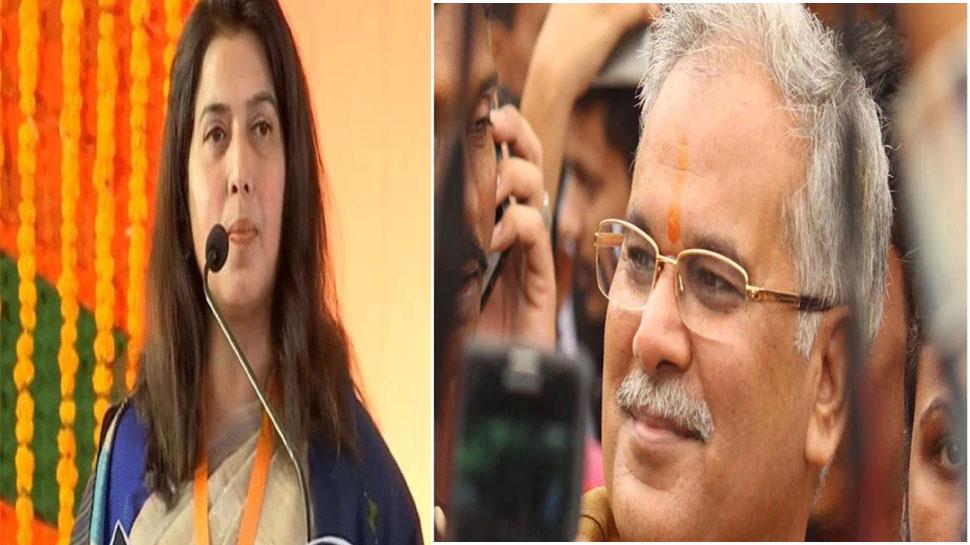 छत्तीसगढ़: BJP नेता ने बहन बन CM को भेजा पत्र, मुख्यमंत्री बोले अपने भाई नरेंद्र मोदी को भी भेजें राखी