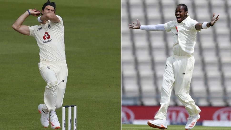 तीसरे टेस्ट के लिए इंग्लैंड की 14 सदस्यीय टीम का ऐलान, आर्चर, एंडरसन और वुड की वापसी