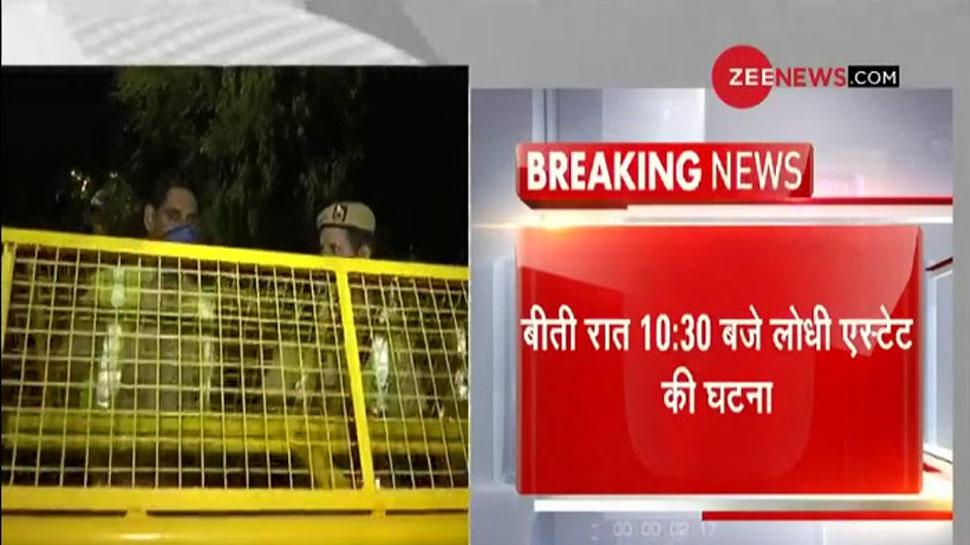 दिल्ली: CRPF के सब इंस्पेक्टर ने इंस्पेक्टर को मारी गोली; फिर खुद को गोली से उड़ाया