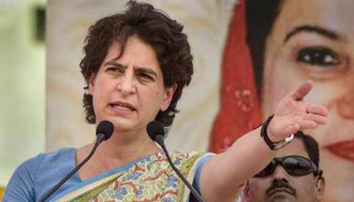 UP की बिगड़ती कानून व्यवस्था को लेकर प्रियंका गांधी वाड्रा ने लिखी CM को चिट्ठी, कहा 'जनता परेशान है'