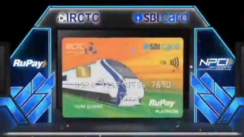 SBI ने लॉन्च किया IRCTC के साथ Co-Branded रूपे कार्ड, रेलवे टिकट बुकिंग होगी सस्ती