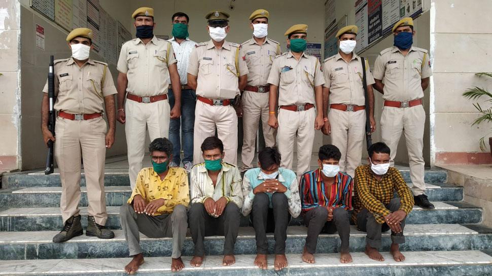झालावाड़: 1 साल पहले हुए हत्याकांड में 5 आरोपी गिरफ्तार, हुए चौंकाने वाले खुलासे...