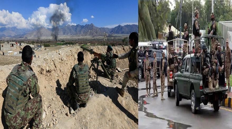 पाकिस्तानी सेना की कायराना हरकत, अफगानिस्तान पर हमला करके मार डाले 9 नागरिक