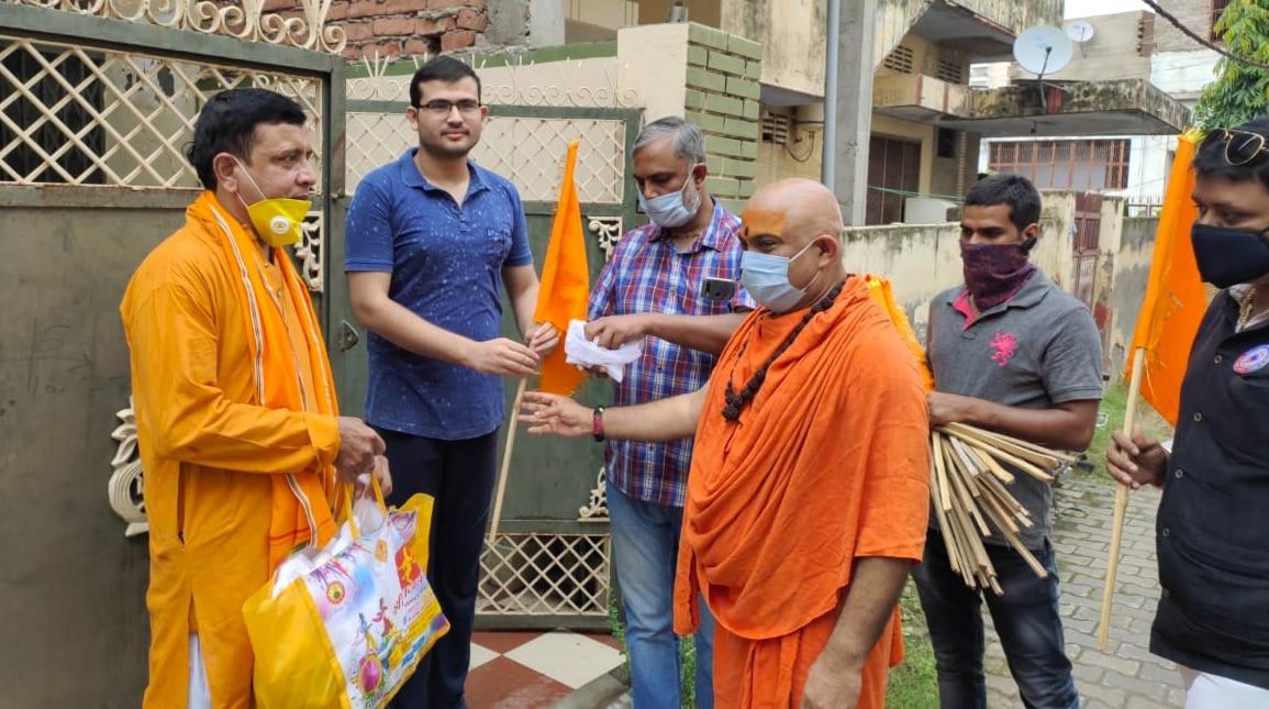 5 अगस्त को राममय होगी शिव की नगरी काशी, हर घर जगमगाएगा और राम नाम का ध्वज लहराएगा