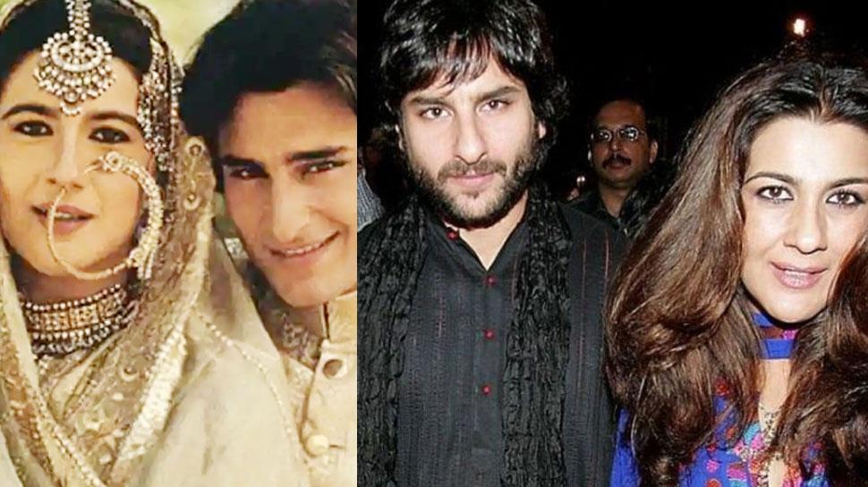 Saif Ali Khan और अमृता सिंह की लव स्टोरी, पहली डेटिंग से लेकर तलाक तक...