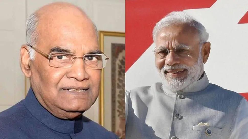 सद्रे जम्हूरिया रामनाथ कोविंद और PM नरेंद्र मोदी ने ईद उल अज़हा पर पेश की मुबारकबाद