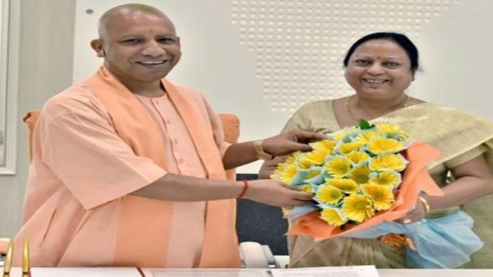 UP: कैबिनेट मंत्री कमल रानी वरुण का निधन, 2 सप्ताह पहले पॉजिटिव आई थी कोरोना रिपोर्ट