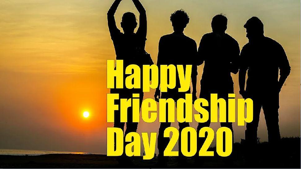 झारखंड: Friendship Day पर पड़ा कोरोना का 'साया', गिफ्ट में दोस्त दे रहे ये...