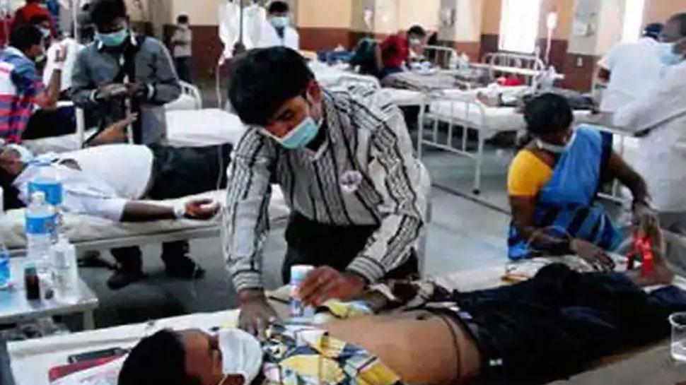कोटा में 14 दिन में 7 गुना बढ़ी कोरोना संक्रमण की रफ्तार, रिकवरी दर में आई गिरावट