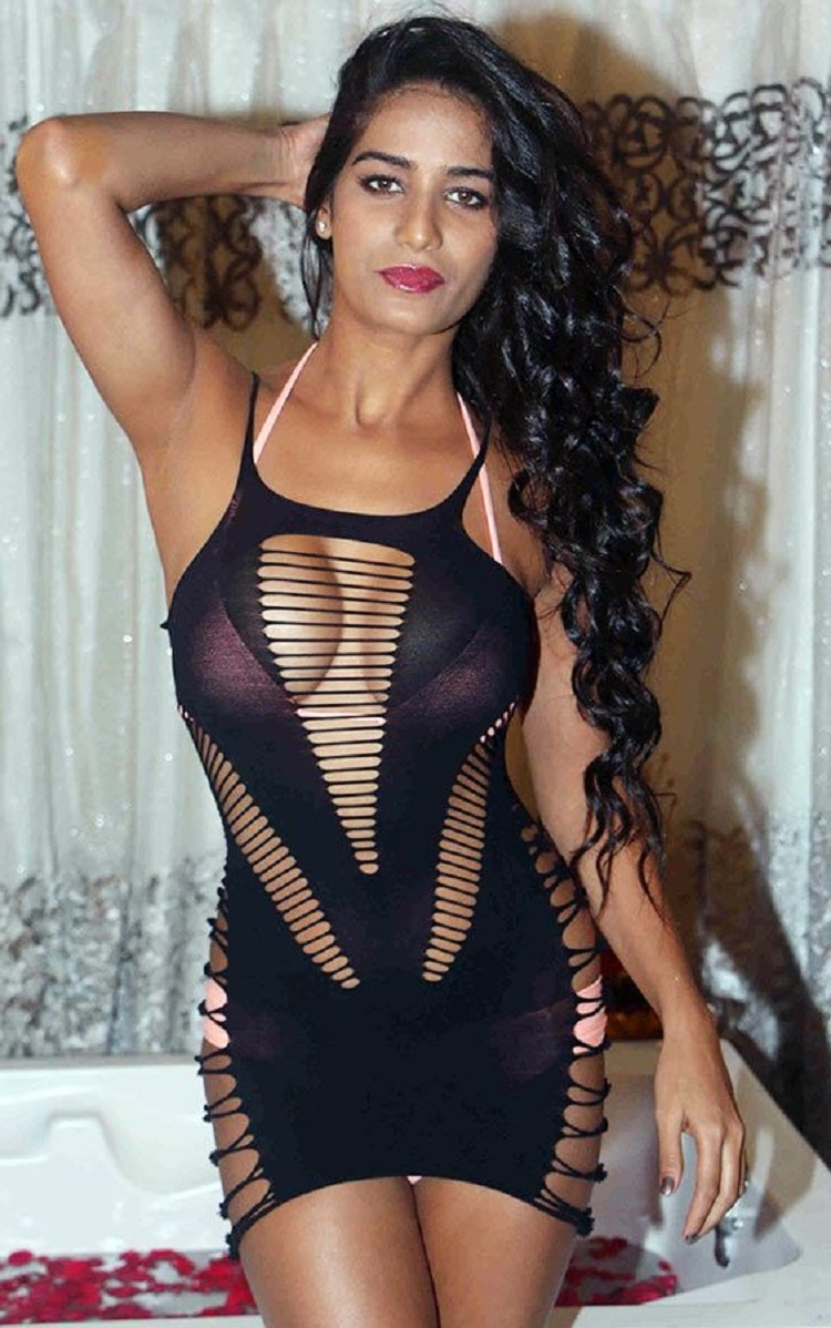 Poonam pandey semi nude and sexy photos one