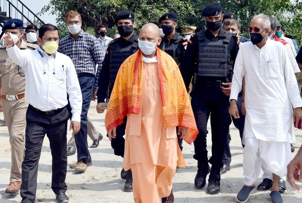 CM योगी आज अयोध्या जाएंगे, राम मंदिर भूमि पूजन की तैयारियों का लेंगे जायजा