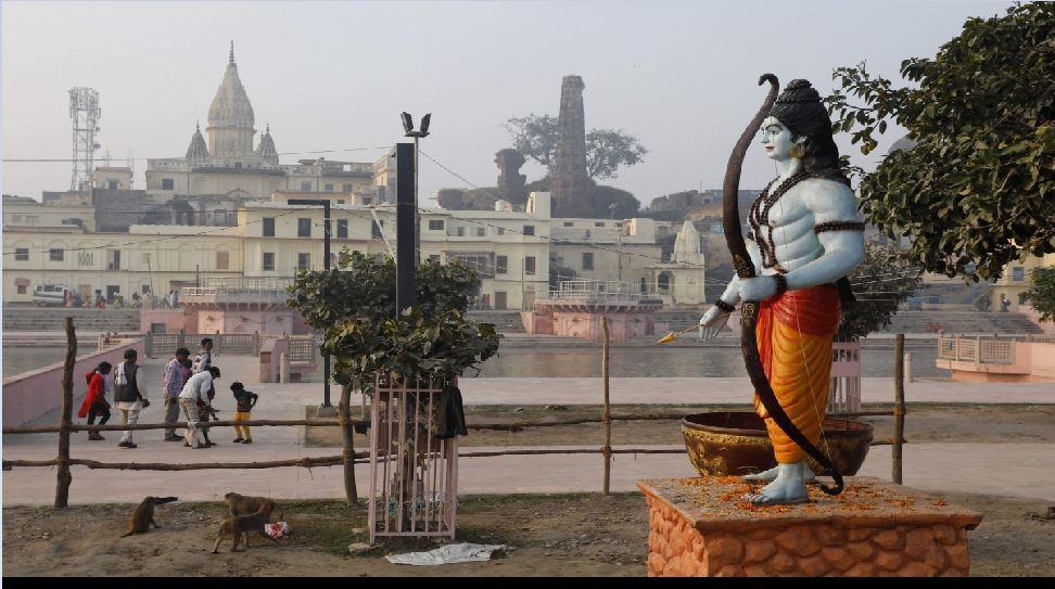 अयोध्या में राम मंदिर निर्माण को लेकर उत्साहित लोग, 5 अगस्त को दीपोत्सव मनाने की हो रही तैयारी