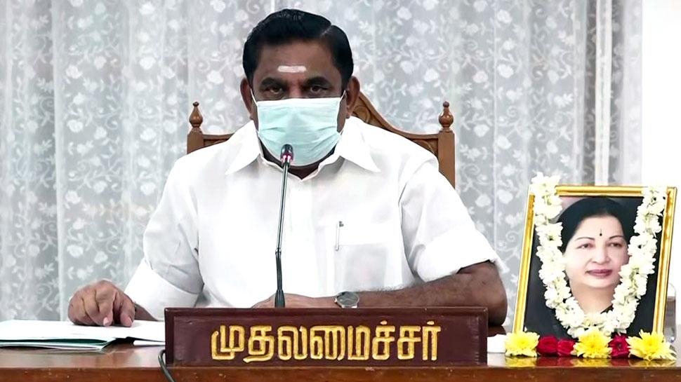 CM पलानीस्वामी बोले- तमिलनाडु में नहीं लागू होने देंगे 3 भाषा-फॉर्मूला