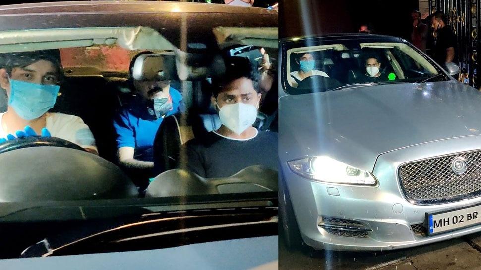 जब Ankita Lokhande ने अपनी जैगुआर देकर की बिहार पुलिस की मदद