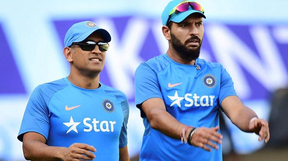 वर्ल्ड कप 2019 में न खेल पाने पर युवराज सिंह ने किया खुलासा, धोनी को लेकर कही ये बात