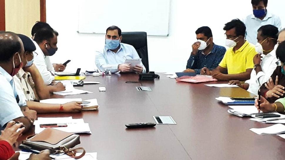 उदयपुर: 'अगस्त क्रांति सप्ताह' को लेकर तैयारियां तेज, DM ने दिया अहम आदेश...