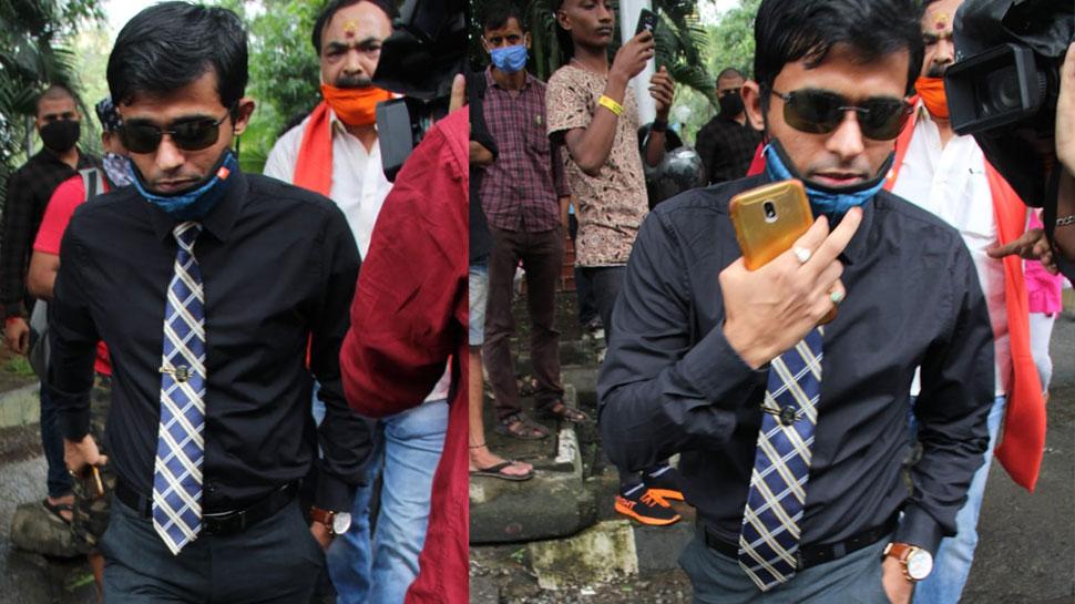 Sushant Suicide Case: मुंबई पुलिस पर पटना सिटी एसपी का तंज, कहा- 'अच्छी यादें लेकर जा रहा हूं'