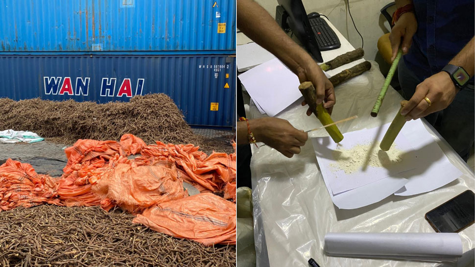 मुंबई में पकड़ी गई 1000 करोड़ रुपये की ड्रग्स, अफगानिस्तान से लाई गई थी हेरोइन