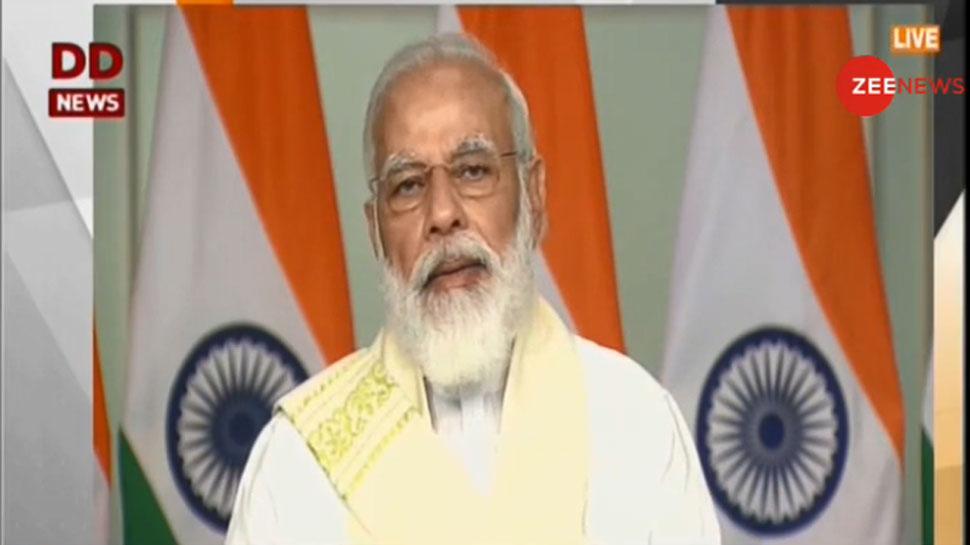 PM मोदी बोले- अब अंडमान के हजारों परिवारों को मिलेंगे डिजिटल इंडिया के लाभ